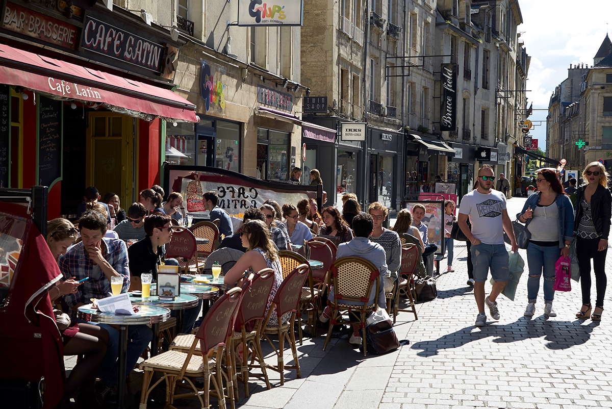 Caen Street Life
