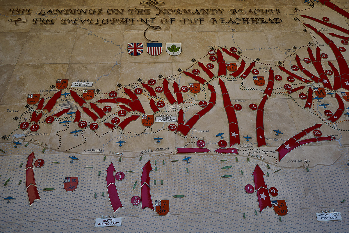 D-Day-Map